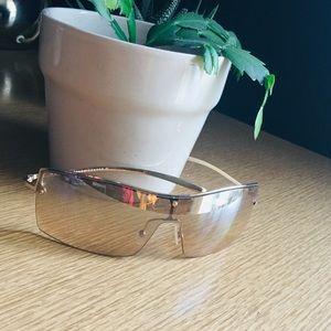 Ralph by Ralph Lauren Aviator Sunglasses